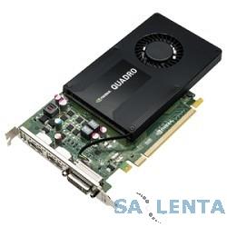 PNY Quadro K2200 4GB RTL [VCQK2200-PB]  PCIE 2xDP DVI