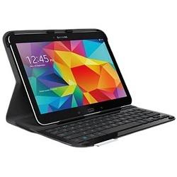 920-006397 Logitech Keyboard UltraThin Keyboard Folio for Samsung Galaxy Tab 4 10.1 Black