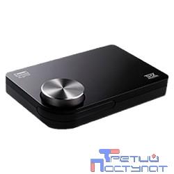 Creative Звуковая карта USB CREATIVE X-Fi Sound Blaster Surround 5.1 Pro,  5.1, Ret [70sb109500007]