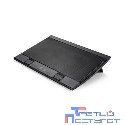 DEEPCOOL WIND PAL FS black  (Подставка для охлаждения ноутбука  (16шт/кор,до 15.6