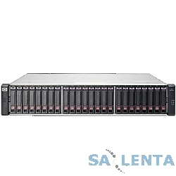 HP E7W02A Дисковый массив HP MSA 1040 (E7W02A) 2Prt 1G iSCSI DC SFF Strg