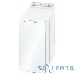 Стиральная машина BOSCH WOR16155OE, вертикальная загрузка,  белый