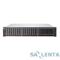 HP E7W00A Дисковый массив HP MSA 1040 (E7W00A) 2Prt FC DC SFF Strg