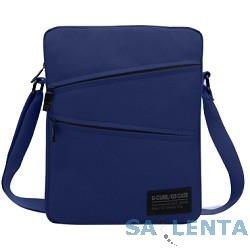 G-Cube GPB-10BL,синий {Сумка для планшета L, 10″, полиэстер, наплечный ремень}