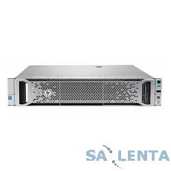 Сервер HP ProLiant DL180 Gen9 E5-2609v3 8GB H240 Smart Host Bus Adapter No Optical 550W 3yr Parts 1yr Onsite Warranty (778455-B21)