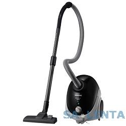 Пылесос Samsung SC5241 черный/белый, с мешком