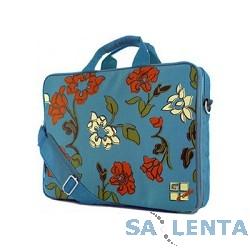 G-Cube GNF-215SP2 {Сумка для ноутбука 16,4″ , рисунок «Spring» — «весна», серия- «Floral Fantasy»}