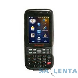 Honeywell  Dolphin 6000 [6000EW1-GC111SE1] Черный {Терминал сбора данных WiFi/ Bluetooth / GSM  / Numeric / GPS / Camera / Laser Scanner / 256MB x 512MB / WM 6.5 Prof. / Battery / WW English}