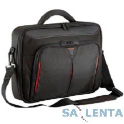 Targus CN414EU Сумка для ноутбука Classic+ 13/14.1″ Clamshell Black Polyester