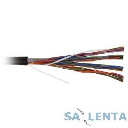 Hyperline UTP50-C3-SOLID-OUTDOOR Кабель UTP (U/UTP), кат. 3, 50 пар (24 AWG), одножильный (solid), для внешней прокладки (-40°C – +50°C), UV PE (цена указана за метр)