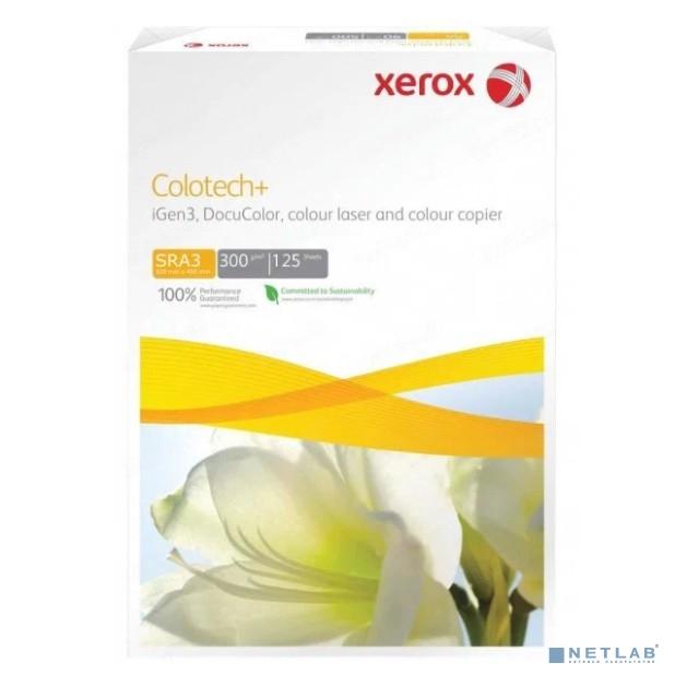 XEROX 003R97983 Бумага XEROX Colotech Plus 170CIE, 300г, A4, 125 листов