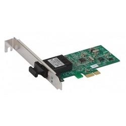 TRENDNet TE100-ECFX Оптоволоконный многомодовый SC 100-Base адаптер с интерфейсом PCIe
