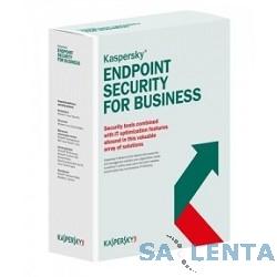 KL4863RAKDS Kaspersky Endpoint Security для бизнеса – Стандартный 10-14 Users Base License 2 year