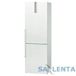 Холодильник BOSCH [KGN36XW20R] белый {ПРО-ВО: РОССИЯ 185х60х65, 287 л (221+ 66), No Frost, нижняя морозильная камера}