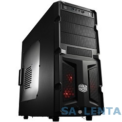 MidiTower Cooler Master K350 [RC-K350-KWP460-N2] Black