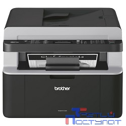 Brother MFC-1912WR, A4, 32Мб, 20стр/мин, GDI, факс, ADF10, WiFi, USB, лоток 150л, старт.картридж 1000стр (МФУ)