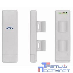 UBIQUITI NSM2 Точка доступа Wi-Fi, Рабочая частота 2412-2462 МГц, Усиление 10,4 - 11,2 dBi