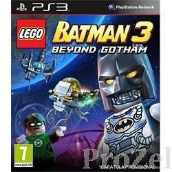 LEGO Batman 3. Покидая Готэм (русские субтитры)