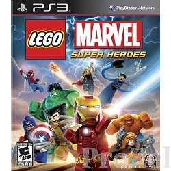 LEGO Marvel Super Heroes (русские субтитры)