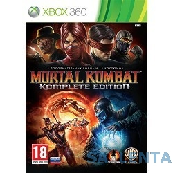 Mortal Kombat Komplete Edition (русская документация)