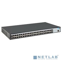 HP JG914A Коммутатор HPE 1620-48G управляемый 48*10/100/1000, VLANs