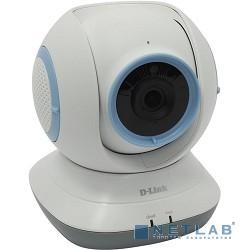 D-Link DCS-855L/A1A/A1B Беспроводная облачная сетевая HD-камера с приводом наклона/поворота для наблюдения за ребенком