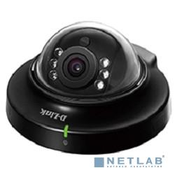 D-Link DCS-6004L/UPA/A2A  Купольная облачная сетевая HD-камера с поддержкой PoE и ночной съемки