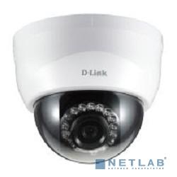 D-Link DCS-6115/A1A PROJ Купольная IP-видеокамера с поддержкой Full HD,WDR,PoE и съемки в цветном режиме при слабой освещенности