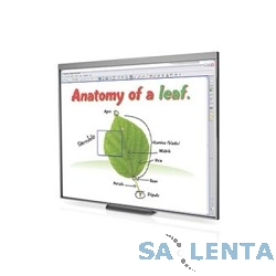 SMART Board SB480 Интерактивная доска 3 77″ (195.6 cm),4:3 ключ активации SMART Notebook [SB480]