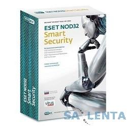NOD32-ESS-RN(BOX3)-1-1 ESET NOD32 Smart Security [продление лицензии на 1 год на 3ПК]