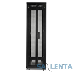 APC AR2400 NetShelter SV 42U AR2400 600mm Wide x 1060mm Deep Enclosure with Sides Black