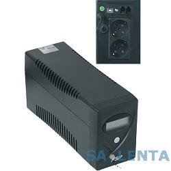 FSP VESTA 650 PPF3600601 Black {Line interactive, 650VA/360W LCD Display RS232,RJ11 (2 EURO)}