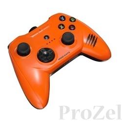 PC Геймпад Mad Catz C.T.R.L.i Mobile Gamepad Gloss Orange для iPhone и iPad (MCB312630A10/04/1)