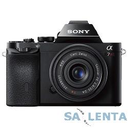 Sony Alpha A7R кит FE 28-70/3.5-5.6 OSS Full Frame E-Mount [ILCE-7RLB] черный