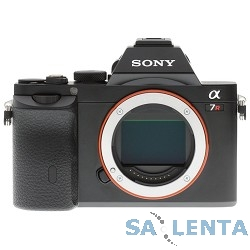 Sony Alpha A7R корпус (без объектива), черный