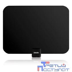 BBK DA16 черная {Комнатная цифровая DVB-T антенна}