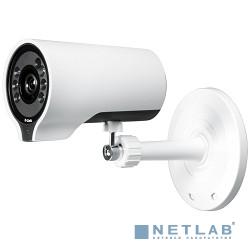 D-Link DCS-7000L/RU/A1A 1 Мп беспроводная облачная сетевая HD-камера, день/ночь, c ИК-подсветкой до 8 м и слотом для карты microSD