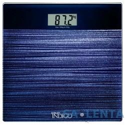 Весы напольные электронные Scarlett IS-BS35E001 черный макс.180кг