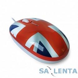 CBR English Breakfast USB, Мышь сувенирная+ коврик, 1200 dpi, рисунок