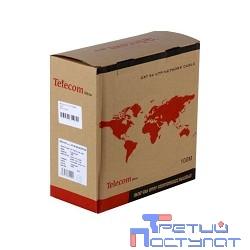 Telecom Кабель Ultra UTP кат.5e 4 пары (100м) (0.40mm) CCA [TUS44148E ]