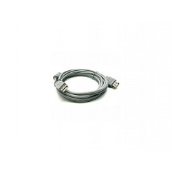 Кабель удлинительный TELECOM (TC6936-1.8MO-GY) USB2.0 < Am--> Af> 1,8 м [6926123461884]