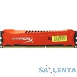 Kingston DDR3 DIMM 4GB (PC3-19200) 2400MHz HX324C11SR/4 HyperX Savage Series CL11