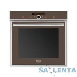 Духовой шкаф HOTPOINT-ARISTON FK1041LP.20 X/HA(CF),  коричневый