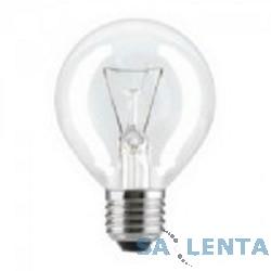 General Electric Брест  P45 шарик 60W 230V E27 CL {прозрачная колба}