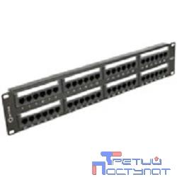 5bites LY-PP6-06 Патч-панель  UTP / 6CAT / 48P / DUAL IDC / 2U / 19