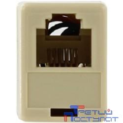 5bites LY-US021 Адаптер проходной  RJ-12 6P6C - 6P6C