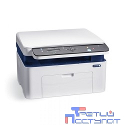 Xerox WorkCentre 3025V_BI   {A4, Laser, P/C/S, 20 ppm, max 15K pages per month, 128MB, GDI, USB, Wi-Fi} WC3025BI#