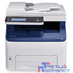 Xerox WorkCentre 6027V/NI {A4, HiQ LED, 18ppm/18ppm, max 30K pages per month, 512MB, PostScript 3 compatible,USB, Eth, WiFi, Apple® AirPrint™, Xerox® PrintBack,}WC6027NI#