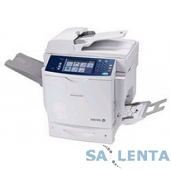 Xerox WorkCentre 6400S {WorkCentre 6400S, Laser, P/C/S, 35 mono/30 color ppm, max 120K pages per month, 1024 MB, PCL, PS3, DADF, USB, Gigabit Eth, Duplex, Color Touch Screen}WC6400S#