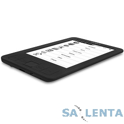 TEXET 156-ТВ Электронная книга 4 ГБ цвет черный